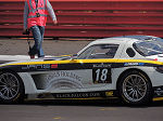 2013 Blancpain Endurance at Silverstone No.153