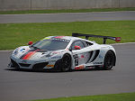 2013 Blancpain Endurance at Silverstone No.166