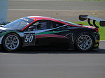 2013 Blancpain Endurance at Silverstone No.219