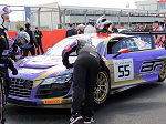 2014 Blancpain Endurance at Silverstone No.158