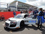 2014 Blancpain Endurance at Silverstone No.159