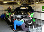 2015 Blancpain Endurance at Silverstone No.244