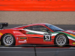 2016 Blancpain Endurance at Silverstone No.168