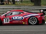 2013 British GT Brands Hatch No.205