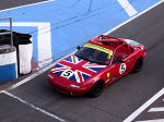 2013 British GT Donington Park No.121