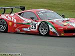 2014 British GT Donington Park No.144