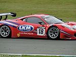 2014 British GT Donington Park No.155