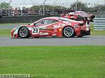 2014 British GT Donington Park No.221