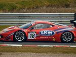 2013 British GT Oulton Park No.101