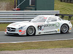 2013 British GT Oulton Park No.166