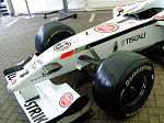 Honda F1 Brackley 2007 No.010