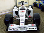 Honda F1 Brackley 2007 No.011