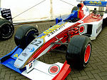Honda F1 Brackley 2007 No.014