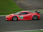 2011 Le Mans Series Silverstone No.100