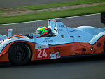 2011 Le Mans Series Silverstone No.110