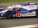 2012 FIA World Endurance Championship Silverstone No.218