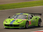 2012 FIA World Endurance Championship Silverstone No.312
