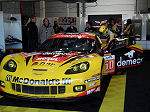 2013 FIA World Endurance Championship Silverstone No.215