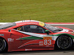 2015 FIA World Endurance Championship Silverstone No.011