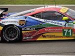 2015 FIA World Endurance Championship Silverstone No.015