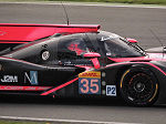 2015 FIA World Endurance Championship Silverstone No.055