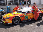 2015 FIA World Endurance Championship Silverstone No.101