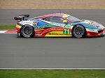 2015 FIA World Endurance Championship Silverstone No.190