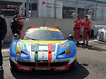 2015 FIA World Endurance Championship Silverstone No.216