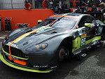 2017 FIA World Endurance Championship Silverstone No.119
