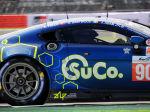 2018 FIA World Endurance Championship Silverstone No.021