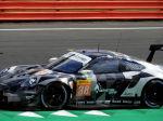 2018 FIA World Endurance Championship Silverstone No.189