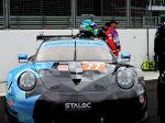 2018 FIA World Endurance Championship Silverstone No.216