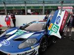 2018 FIA World Endurance Championship Silverstone No.231