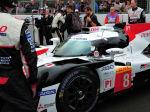 2018 FIA World Endurance Championship Silverstone No.242