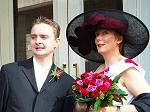 Craig and Alex's Wedding webpage