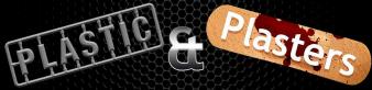 plasticandplasters website logo